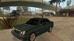 Mercedes-Benz E420 W210 1997 для GTA San Andreas