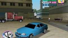 Волга ГАЗ 3111 для GTA Vice City