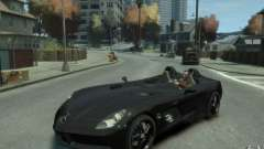 Mercedes Benz SLR McLaren Stirling Moss 2010 [EPM] для GTA 4