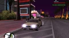BMW 750i (e38) для GTA San Andreas