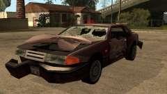 Реалистичные повреждения для GTA San Andreas