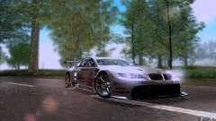 BMW E92 M3 белый для GTA San Andreas