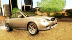 Subaru Legacy 3.0 R tuning для GTA San Andreas