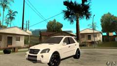Mercedes-Benz ML 63 для GTA San Andreas