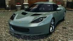 Lotus Evora 2009 v1.0 для GTA 4