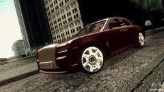 Rolls-Royce Ghost 2010 V1.0 для GTA San Andreas