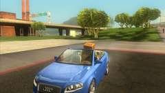 Audi A4 Convertible 2005 для GTA San Andreas