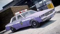 Chevrolet Impala Police 1983 v2.0