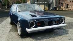 AMC Gremlin 1973 для GTA 4
