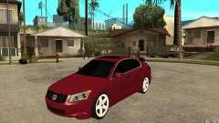 Honda Accord 2008 v2 для GTA San Andreas
