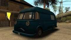 Гражданский Hotdog Van
