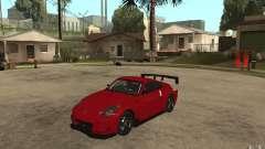 Nissan 350Z Supreme для GTA San Andreas