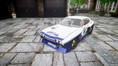 Ford Capri RS 1974 для GTA 4