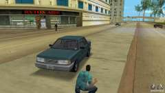 Manana HD для GTA Vice City