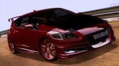 Honda CR-Z Mugen 2011 V2.0 для GTA San Andreas