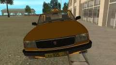 ГАЗ 31029 Такси