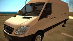 Mercedes Benz Sprinter 311 CDi для GTA San Andreas