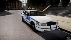 Ford Crown Victoria CVPI-V2.5V для GTA 4