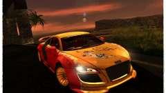 Audi R8 Calibri-Ace