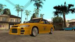 Toyota Camry TAXI для GTA San Andreas