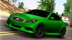 Infiniti IPL G Coupe 2012 для GTA San Andreas