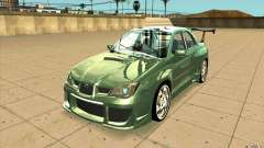 Subaru Impreza STI олива для GTA San Andreas