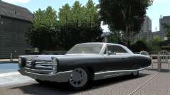 Pontiac Bonneville 1966 для GTA 4