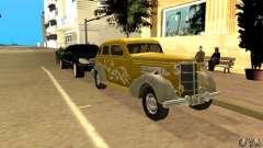 Ford DeLuxe Fordor Sedan V8 1938 для GTA San Andreas