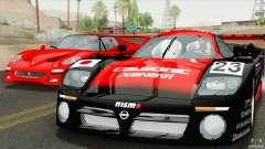 Nissan R390 GT1 1998 v1.0.1 для GTA San Andreas