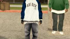 Compton Crips для GTA San Andreas