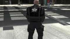 Ultimate NYPD Uniforms mod для GTA 4