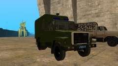 ГАЗ 3309 Автозак