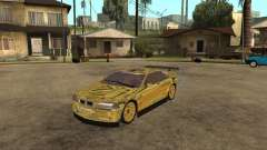 BMW M3 Goldfinger для GTA San Andreas