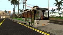 ПАЗ МТРЗ 3237 для GTA San Andreas