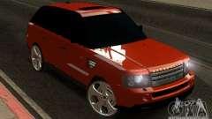 RANGE ROVER SPORT v 2.0 для GTA San Andreas