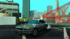BMW 750i E38 для GTA San Andreas