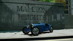 Bugatti Type 35C для GTA 4