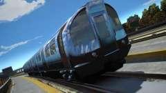 Лондонский Поезд