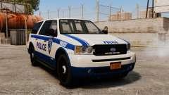 Полицейский Landstalker ELS