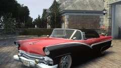 Ford Sunliner Custom 1956 для GTA 4