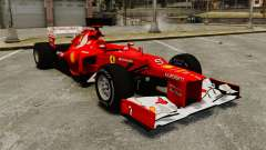 Ferrari F2012 бордовый для GTA 4
