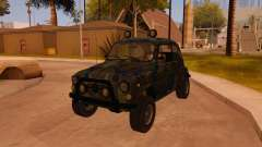 Zastava 750 4x4 Camo для GTA San Andreas