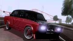 ВАЗ 2107 Tuning для GTA San Andreas