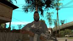 AK47 со штатным оптическим прицелом