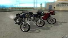 Kawasaki KZ1000 для GTA San Andreas