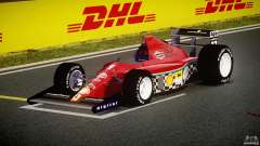 Ferrari Formula 1 для GTA 4