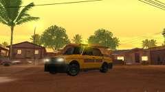 ВАЗ 2106 Такси тюнинг