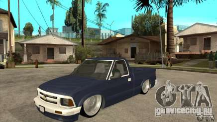 Chevrolet S-10 1996 Draggin для GTA San Andreas