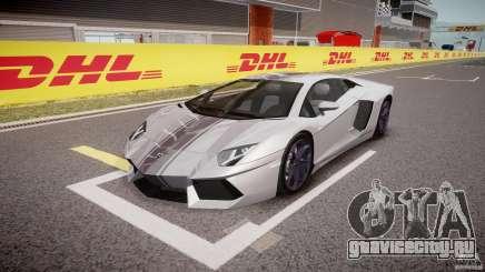 Lamborghini Aventador LP700-4 2011 [EPM] для GTA 4