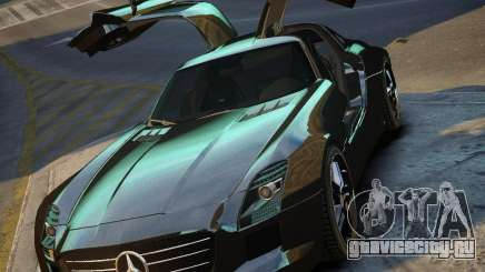 Mercedes SLS Extreme для GTA 4